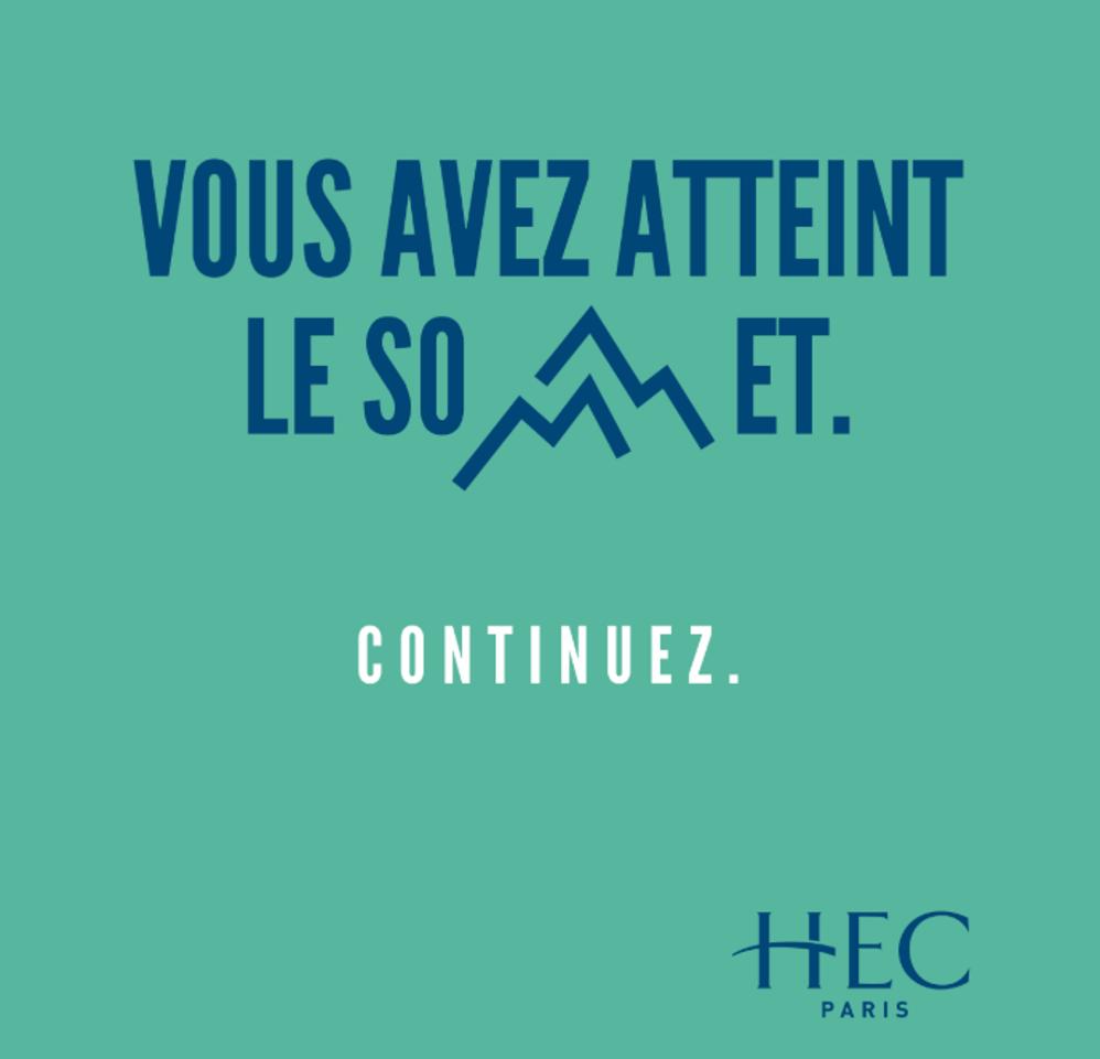 Formation HEC